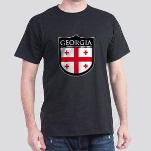 Georgia (Rep) Patch Dark T-Shirt