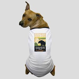 California Bear Dog T-Shirt