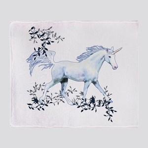 Unicorn-MP Throw Blanket