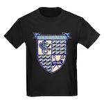 USS DEALEY Kids Dark T-Shirt
