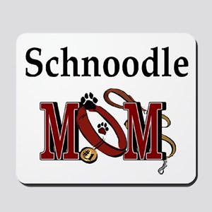 Schnoodle Mom Mousepad