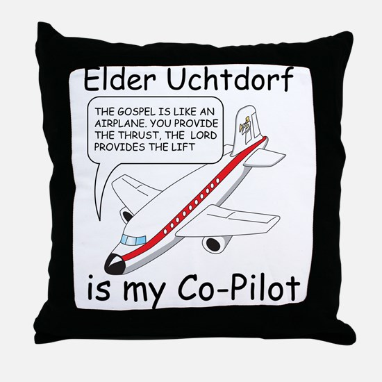 Unique Conference Throw Pillow