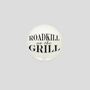 Roadkill on the Grill BBQ Mini Button