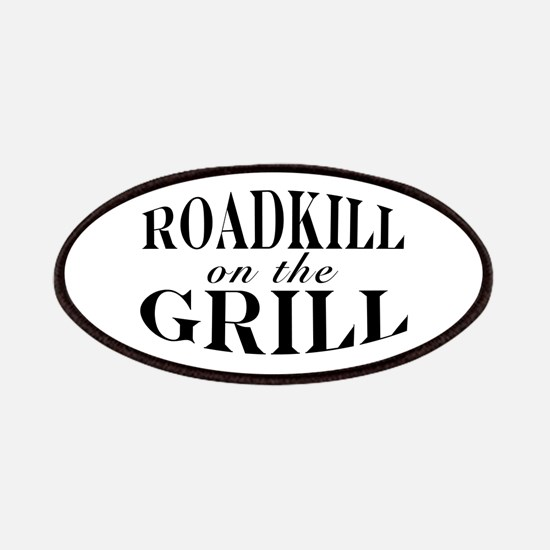 Roadkill on the Grill BBQ Patches