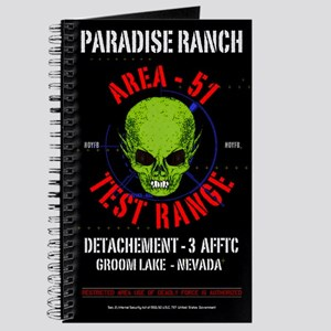 AREA -51 Journal