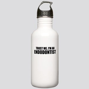 Trust Me, I'm An Endodontist Water Bottle