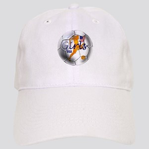 US Girls Soccer Ball Cap