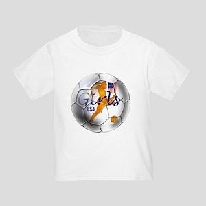 d2dd13f97fb Womens Soccer Toddler T-Shirts - CafePress