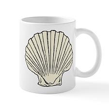 Sea Scallop Shell Mug