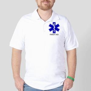 BSL - First Aid Golf Shirt