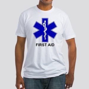 BSL - First Aid Fitted T-Shirt
