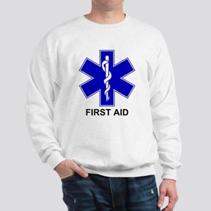 BSL - First Aid Sweatshirt