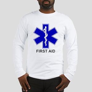 BSL - First Aid Long Sleeve T-Shirt
