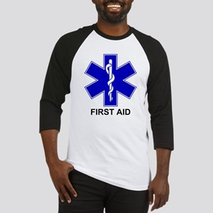 BSL - First Aid Baseball Jersey