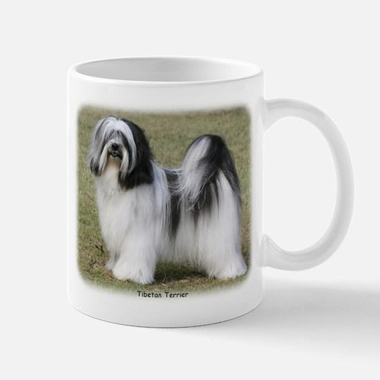 Tibetan Terrier 9Y407D-232 Mug