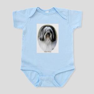 Tibetan Terrier 9Y407D-250 Infant Bodysuit