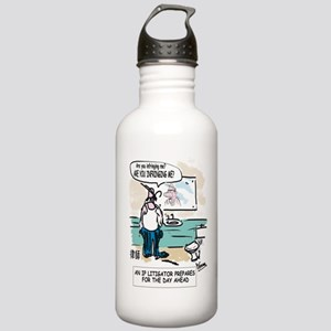 IP Litigator's Stainless Water Bottle 1.0L