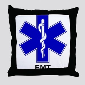 BSL - EMT Throw Pillow