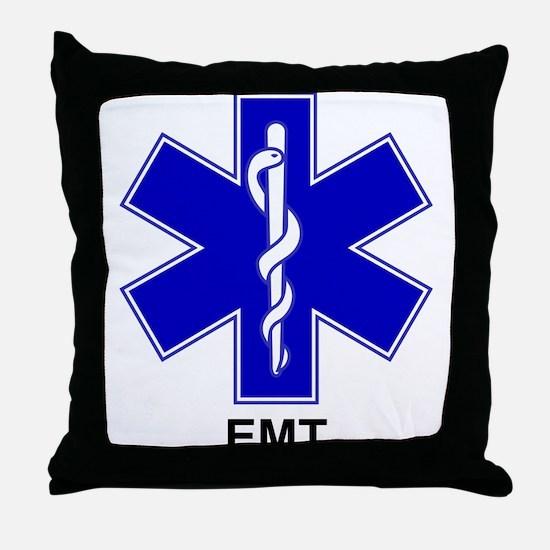 BSL - EMT Throw Pillow