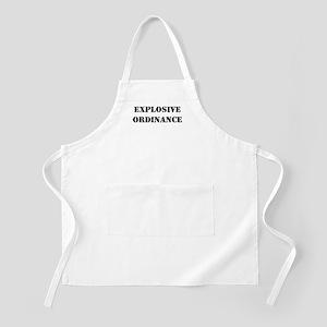 Explosive Ordinance BBQ Apron