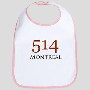 514 Montreal Bib