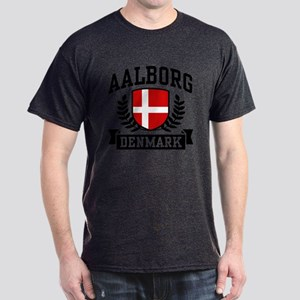 Aalborg Denmark Dark T-Shirt