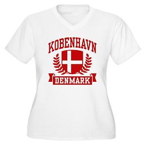 217f71142465 Copenhagen Denmark Women s Plus Size T-Shirts - CafePress