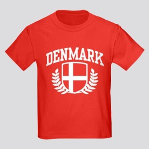 Denmark Kids Dark T-Shirt