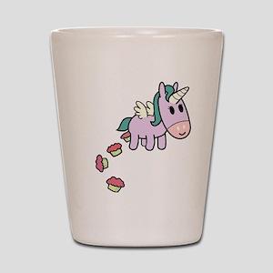 Unicorn Sweets Shot Glass
