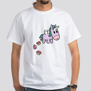 Unicorn Sweets! White T-Shirt