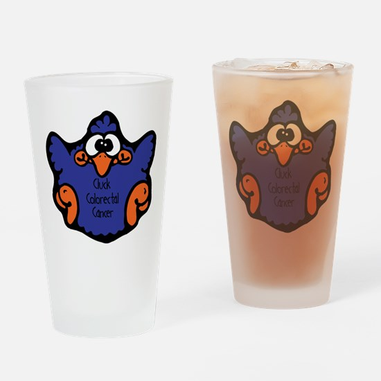 Colorectal Cancer Pint Glass
