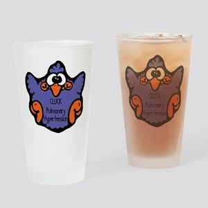 Pulmonary Hypertension Pint Glass