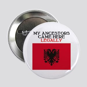 """Albanian Heritage 2.25"""" Button (10 pack)"""