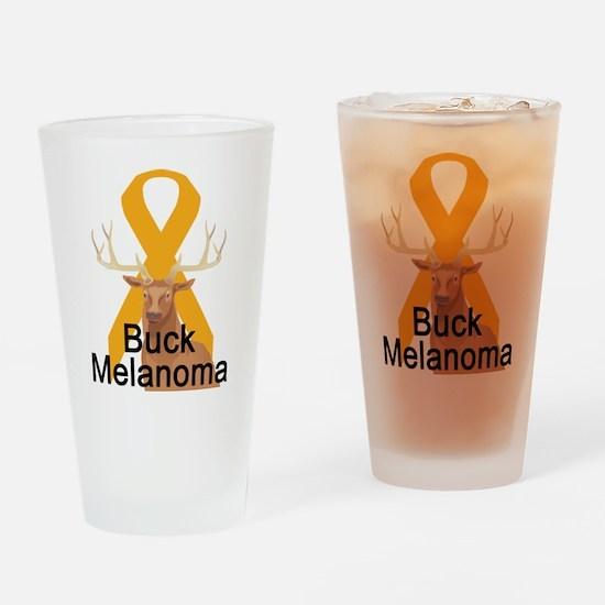 Melanoma Pint Glass