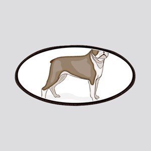 Boston Terrier Patches