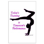 Gymnastics Poster - Training