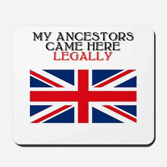 British Heritage Mousepad