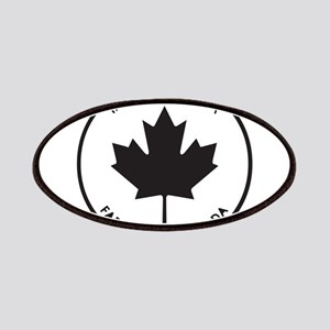 Made in Canada Patches