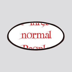 I Infect Normal People Patches