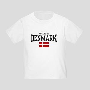 Made In Denmark Toddler T-Shirt