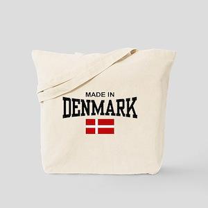 Made In Denmark Tote Bag