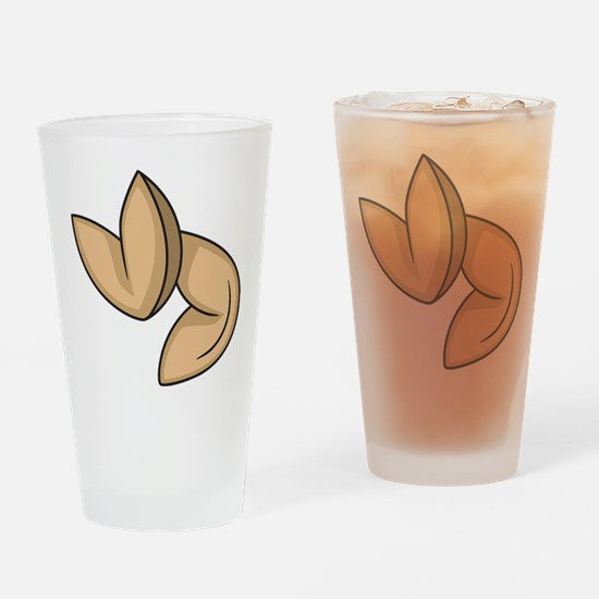 Fortune Cookies Pint Glass