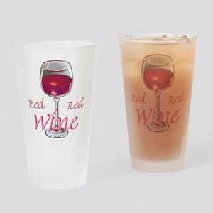 RED RED WINE Pint Glass