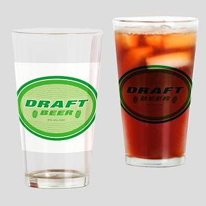 DRAFT BEER Pint Glass