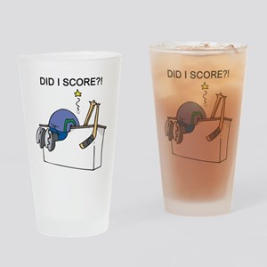 DID I SCORE?! Pint Glass