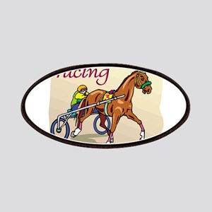 HARNESS RACING Patches