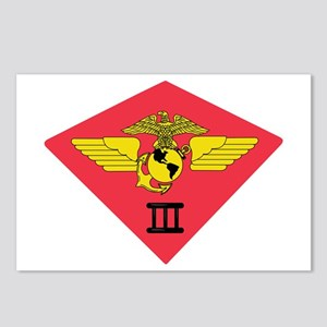 3rd Marine Air Wing Postcards (Package of 8)