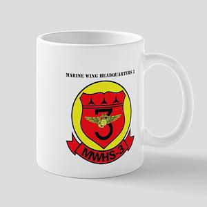 DUI - I Corps with Text Mug