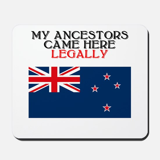 New Zealand Heritage Mousepad
