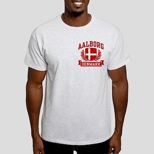 Aalborg Denmark Light T-Shirt